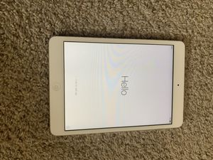 iPad Mini 1st Generation for Sale in Parker, CO