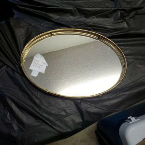 Oval Dresser Mirror for Sale in Warner Robins, GA