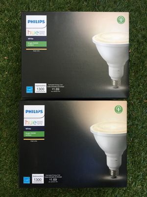 Philips Hue PAR38 Outdoor Lightbulbs for Sale in Los Angeles, CA