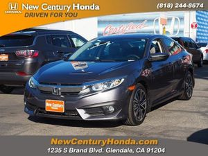 2016 Honda Civic Sedan for Sale in Glendale, CA