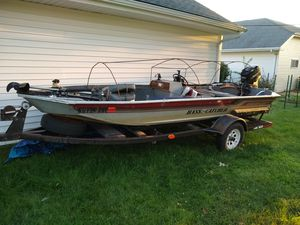 Smokercraft 15' Flat Bottom boat for Sale in Appleton, WI