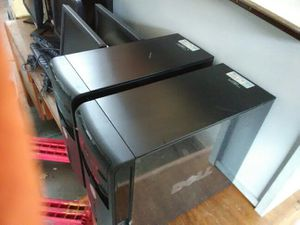 Dell desktops, hard-drives, keyboard(mouse),power cords for Sale in Oakland, CA