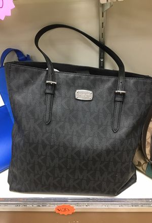 Authentic Michael Kors monogram tote bag for Sale in Fort Meade, MD