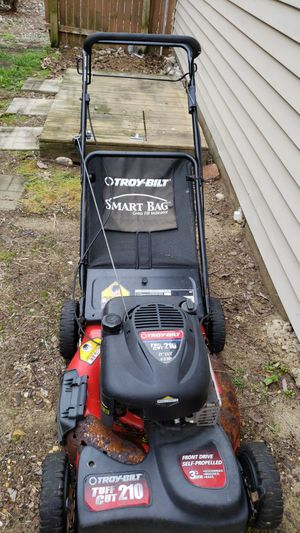 """21"""" Troy Built - Tuffcut 210 for parts or repair for Sale in Freehold, NJ"""