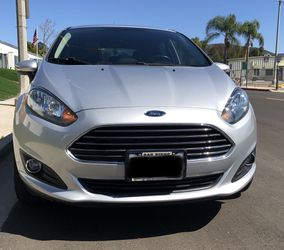 2014 Ford Fiesta for Sale in Vista, CA