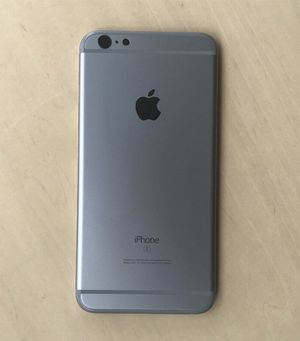 Unlocked iPhone 6S+ 32gb Space Gray for Sale in Providence, RI