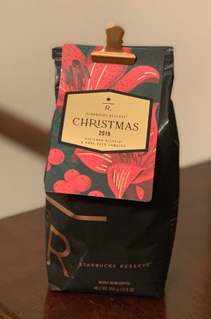 Starbucks Reserve Christmas Blend, 8.8 oz. for Sale in Naperville, IL