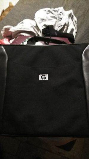 Free Computer laptop bag almost new for Sale in undefined