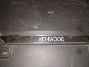 Kenwood for Sale in Stockton, CA