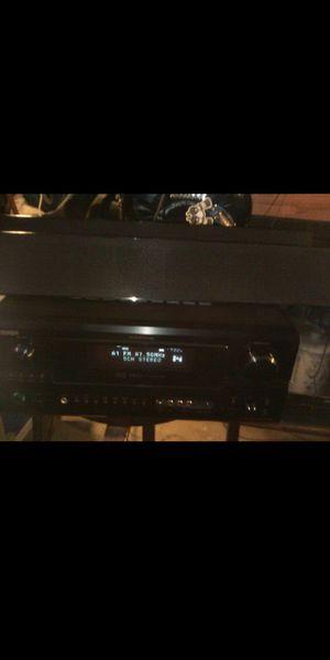 DENON AVR-2805 AV Surround Receiver no remote for Sale in Costa Mesa, CA