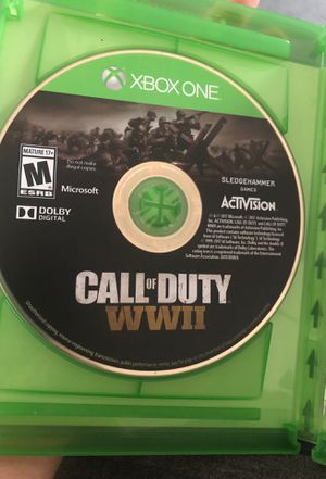 WWII COD, brand new never used before trying to get rid of for Sale in Grover Beach, CA