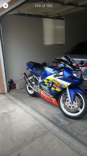 02 GSXr600 for Sale in Los Angeles, CA