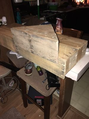 CONER floating shelf with hidden drawer! for Sale in Eaton, OH