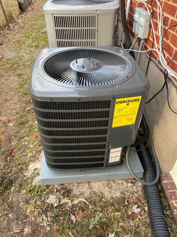 HV/AC jobs low rates Trabajos de aire acondicionado y calefacción a bajo costo