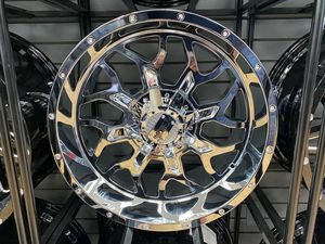 22x12 MONKEY RIMS AND TIRES 33125022 for Sale in Phoenix, AZ
