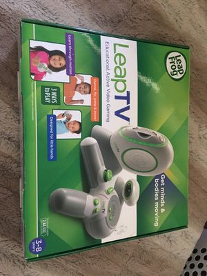 Leap TV by Leap Frog for Sale in San Bernardino, CA