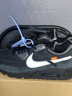 Off -White Nike Air Max 90 Size 9.5 for Sale in Oakland,  CA