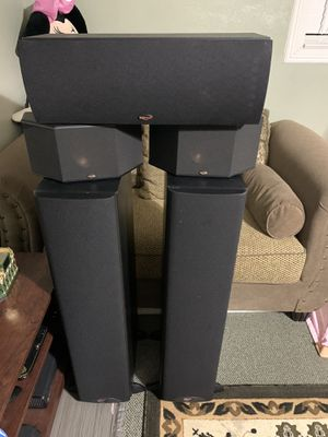 Klipsch speakers for Sale in Stockton, CA