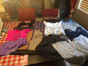 Girls NEW clothing Boot Barn, Tully's, Reebok, Dicks for Sale in Santa Clarita, CA