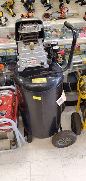 Jobsmart 26gal tank air compressor for Sale in Jackson, MS