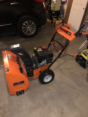 Remington snow blower for Sale in Aurora, IL