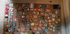 Disney authentic pins for Sale in Parker, CO