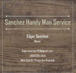 Handy man for Douglasville for Sale in Douglasville, GA