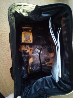 DeWalt drill + impact wrench for Sale in Princeton, MN