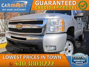 2011 Chevrolet Silverado for Sale in Manassas, VA