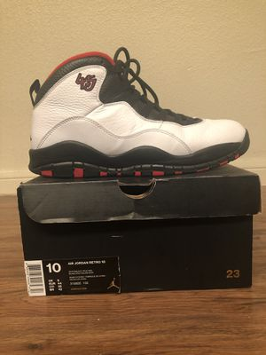Air Jordan Retro 10 - Size 10 for Sale in Dallas, TX