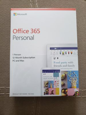 Office 365 Personal for Sale in Virginia Beach, VA