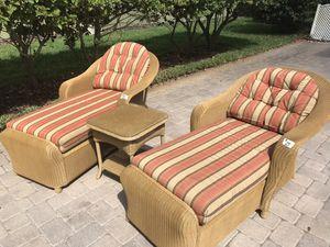 Wicker Patio Furniture for Sale in Orlando, FL