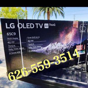 LG 65 inch Oled C9 4K TV smart oled65C9p for Sale in Norwalk, CA