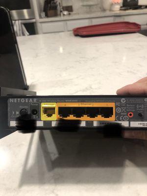 Netgear N 300 Wireless Router for Sale in League City, TX