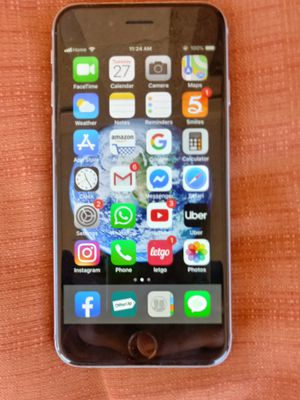 Unlocked iphone 6 for Sale in East Los Angeles, CA