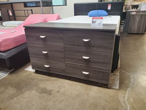 Dresser, Distressed Grey for Sale in Tustin, CA