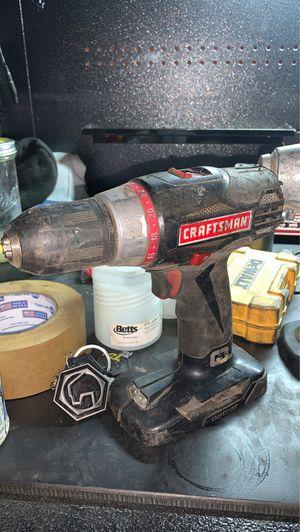 Craftsman c3 cordless set for Sale in Surprise, AZ