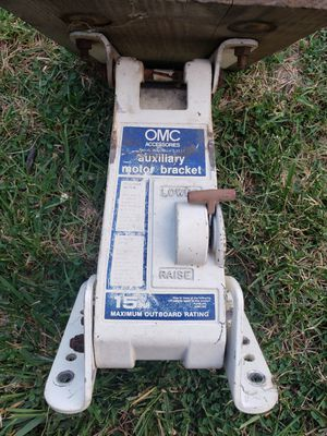 Outboard motor mount for Sale in Irwin, PA