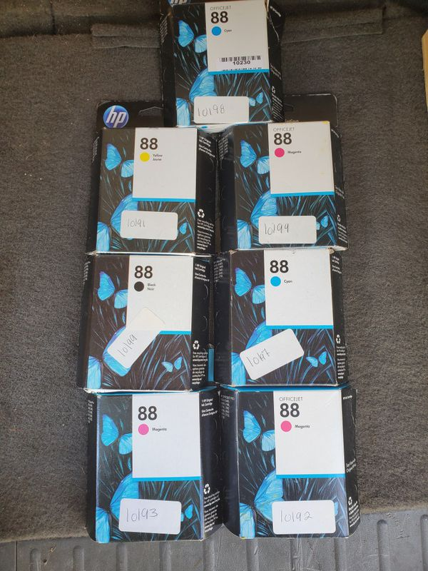 HP Officejet Ink 940, 88 and 78