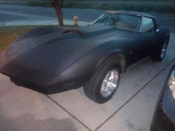 1974 corvette