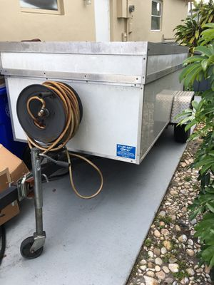 Clamshell Trailer for Sale in Naples, FL