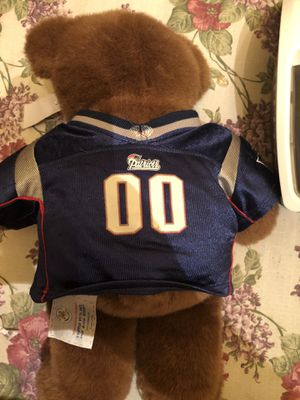 Patriot Teddy Bear for Sale in Groton, CT