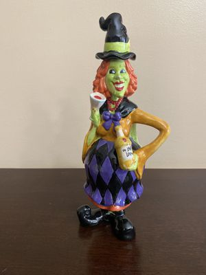 Old Witch Decanter for Sale in Midland, TX