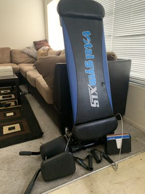 Total Gym XLS Home Gym for Sale in Las Vegas, NV