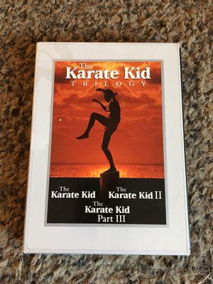 Karate Kid Trilogy for Sale in Oklahoma City, OK