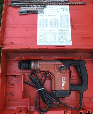 HILTI TE35: ROTARY HAMMER DRILL for Sale in Blue Bell, PA