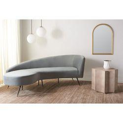 Brand New Evangeline Velvet Parisian Sofa (retailed $1,209) for Sale in Frisco,  TX