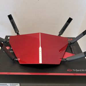 D-Link AC3200 Ultra Tri-Band Wi-Fi Router With 6 High Performance Beamforming Antennas, AC Smartbeam technology for Sale in Virginia Beach, VA