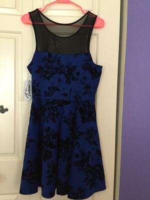 Floral homecoming dress for Sale in Chantilly, VA