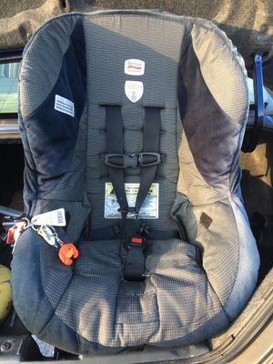 Britax blue and gray car seat in a perfect condition for Sale in Philadelphia, PA